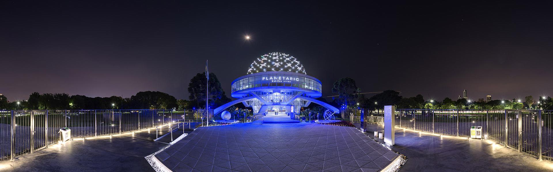 Vení a visitar el nuevo Planetario