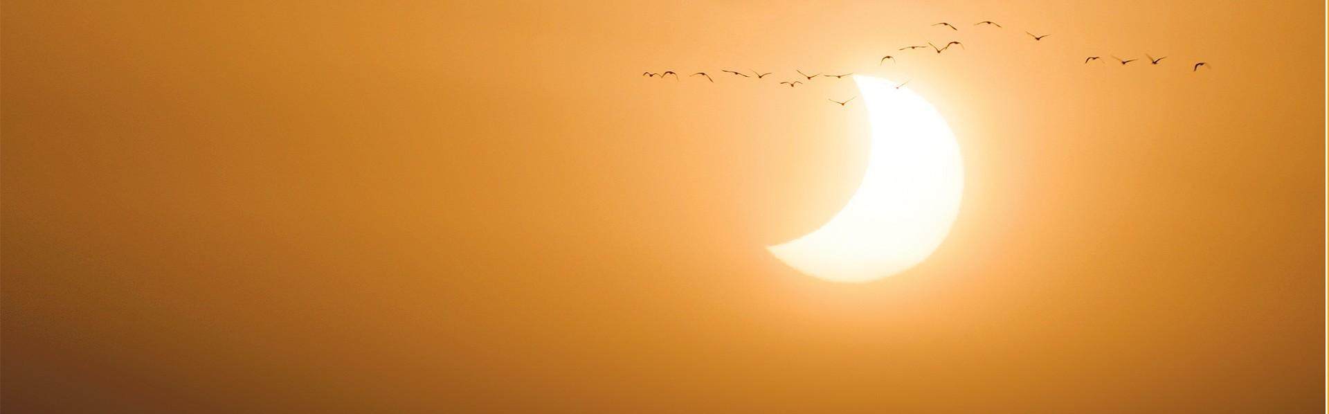 ¡Eclipses solares en Argentina!