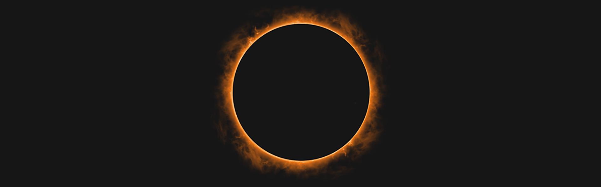 Sol, tiempo de eclipses