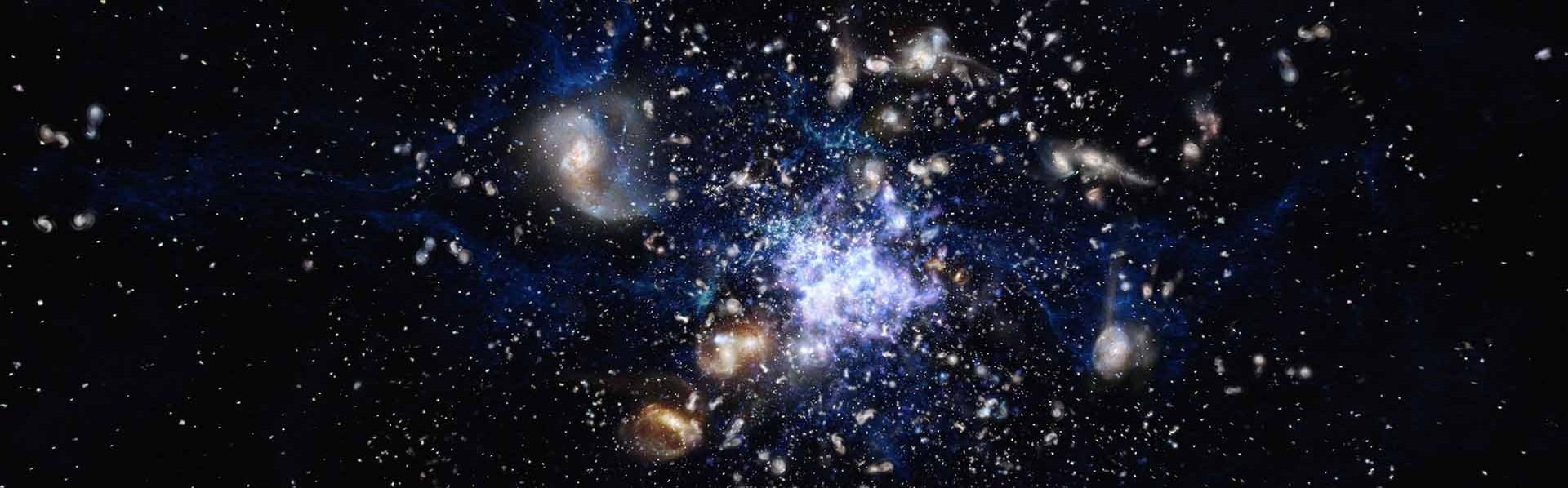 Astronomía a gran escala