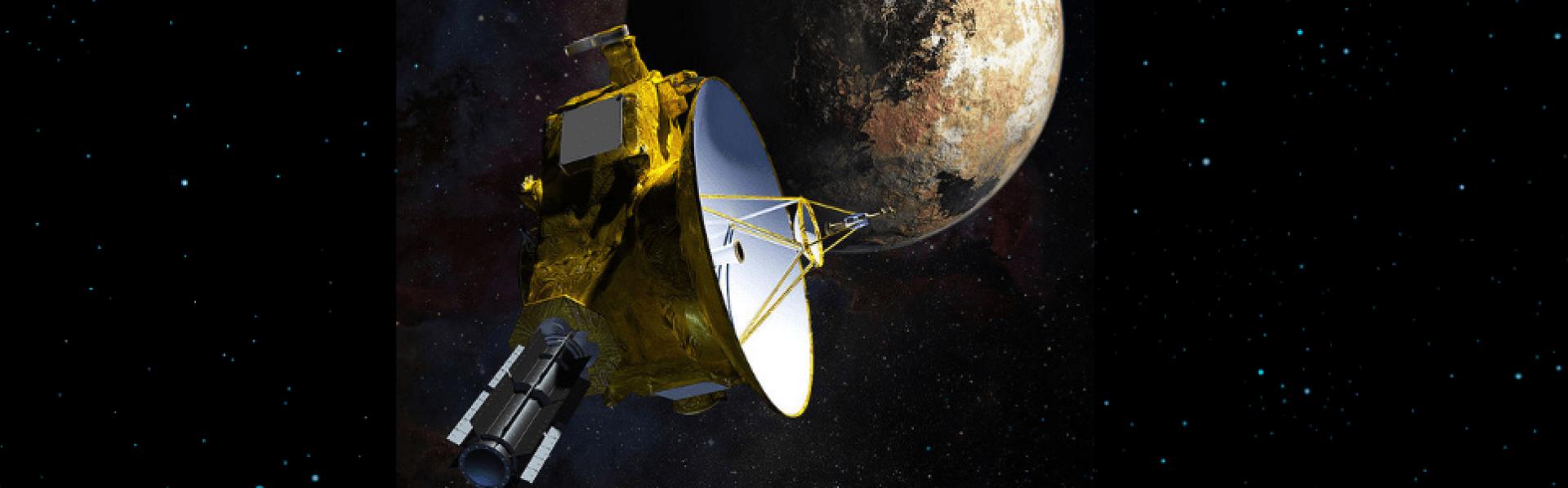 Plutón revelado: la misión New Horizons