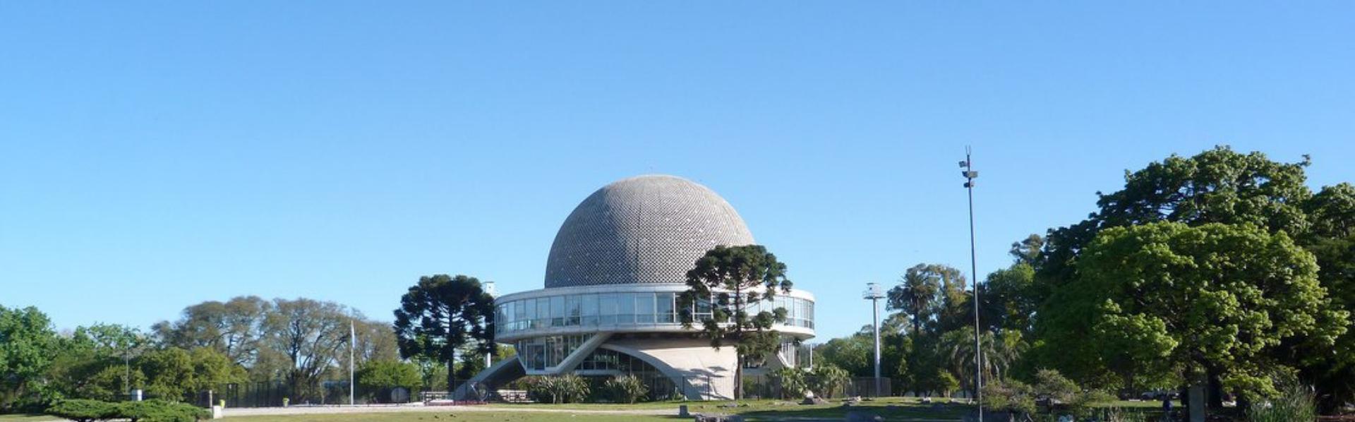 Planetario en INNOVA